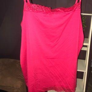 Fashion Pink Cami